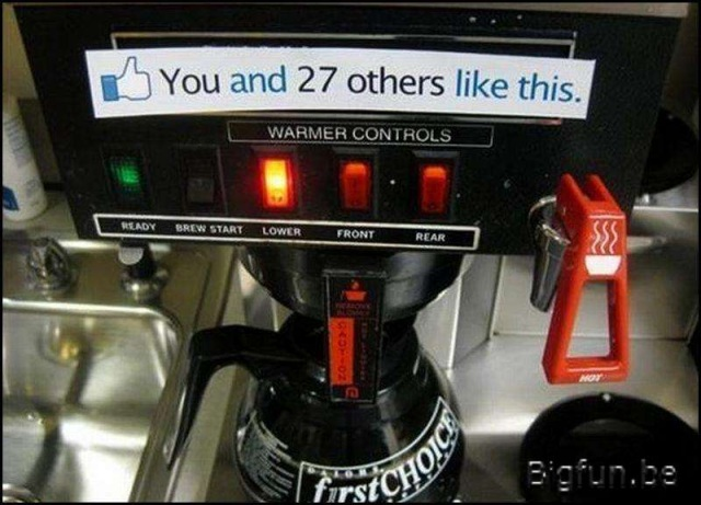 Facebook - Coffee